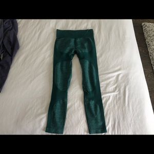 Shaping Leggings - Seafoam Green/Teal